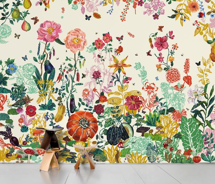 Et Si On Se Jetait Des Fleurs Jusque Sur Les Murs Le Blog De