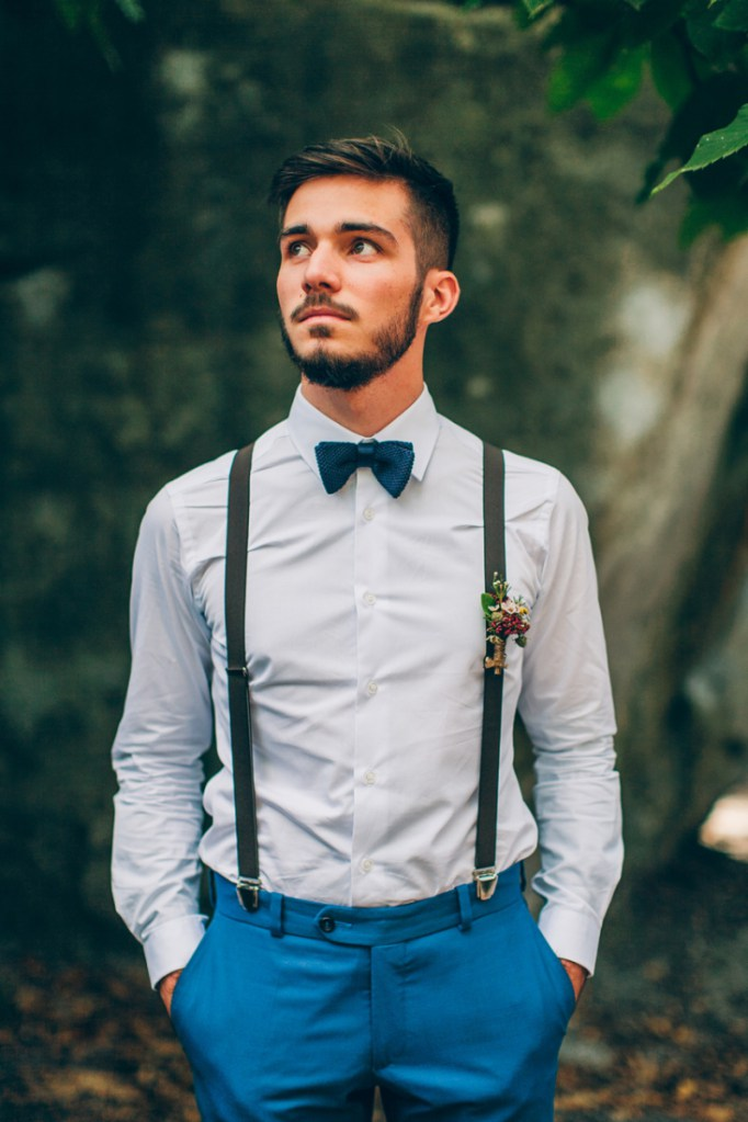 Veste blanche invitee mariage