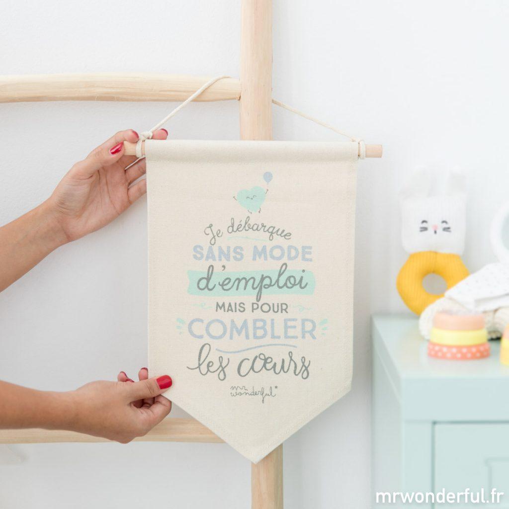 Nos plus jolis produits pour décorer la chambre des tout-petits.