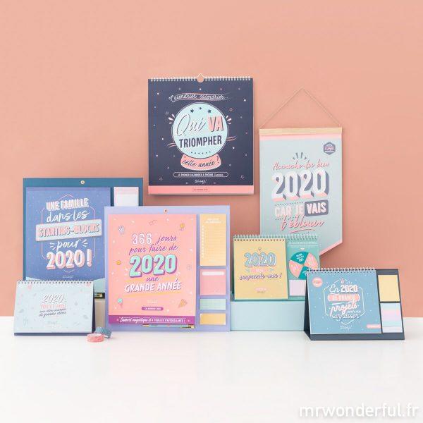 Calendrier De Peche 2020.Prepare Toi Pour Cette Nouvelle Annee Avec Nos Calendriers