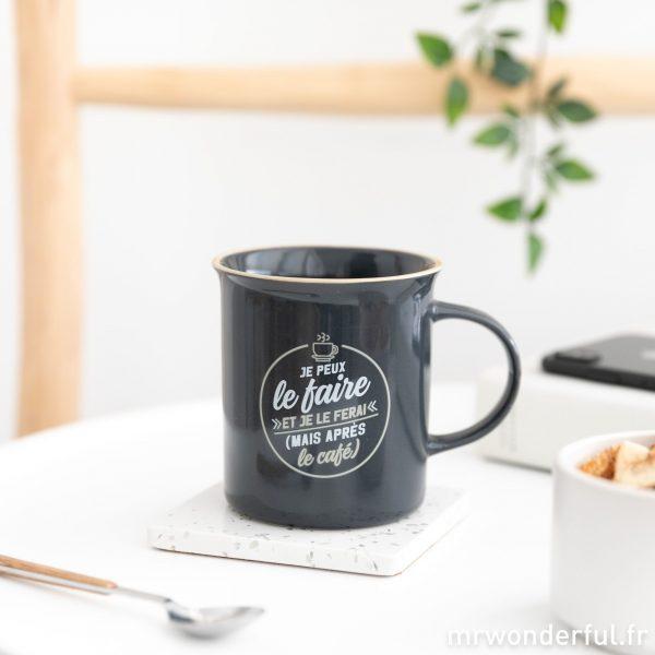 Mug avec citation Mr. Wonderful mister collection