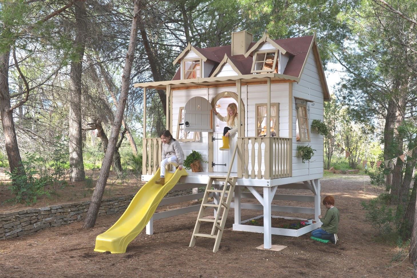 Casette Per Bambini Piccoli : Case green house case grandi per piccoli il di mr wonderful