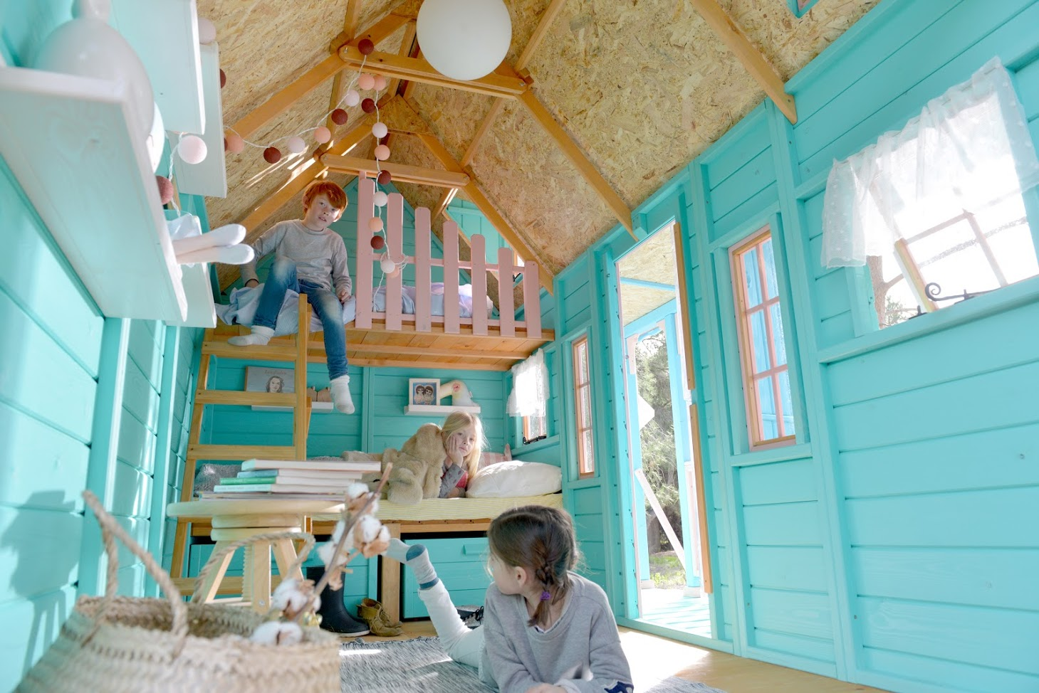 Case green house case grandi per piccoli il blog di mr for Grandi bambini giocano a casa