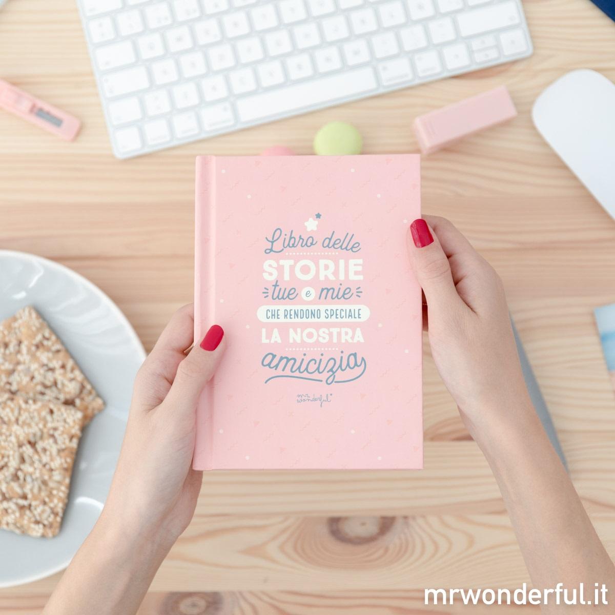 Molto Regali speciali per amicizie fenomenali - Il blog di Mr. Wonderful EK98