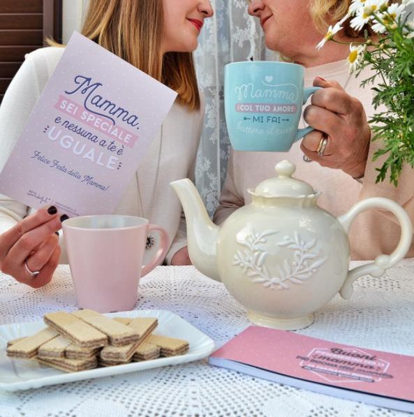 Colazione con la mamma prodotti Mr. Wonderful