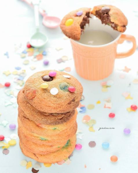 Cookies creativi a colazione Sara Zampini