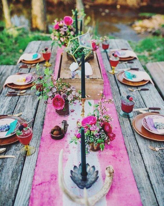 Idee tavolo in legno