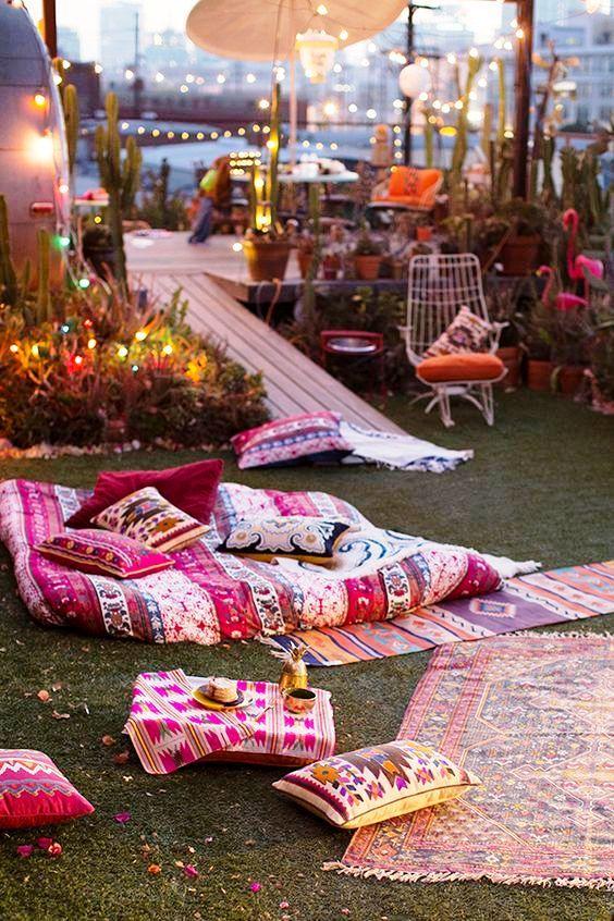 Idee decorazione giardino