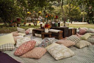 Idee decorazione picnic