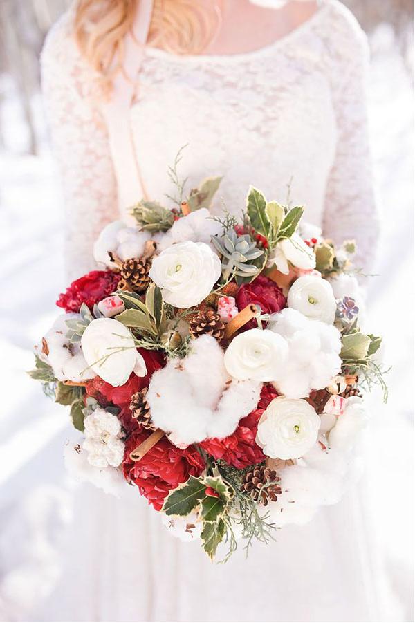 Bouquet Sposa Dicembre.Il Bouquet Ideale Per La Sposa Invernale Il Blog Di Mr Wonderful