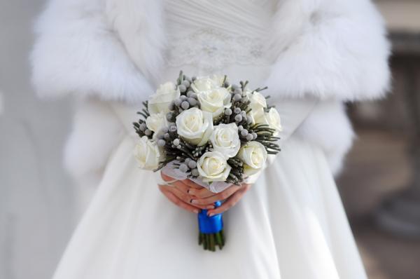 Bouquet Sposa Per Dicembre.Il Bouquet Ideale Per La Sposa Invernale Il Blog Di Mr Wonderful
