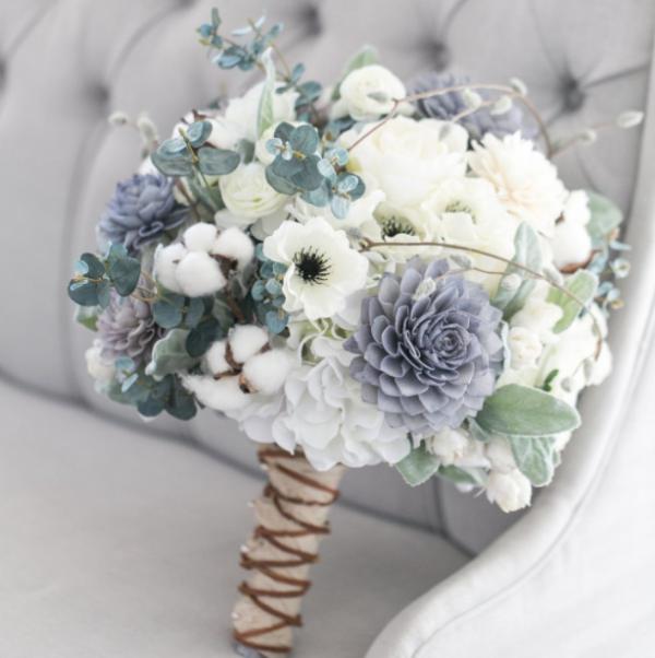 Bouquet Da Sposa Invernali.Il Bouquet Ideale Per La Sposa Invernale Il Blog Di Mr Wonderful