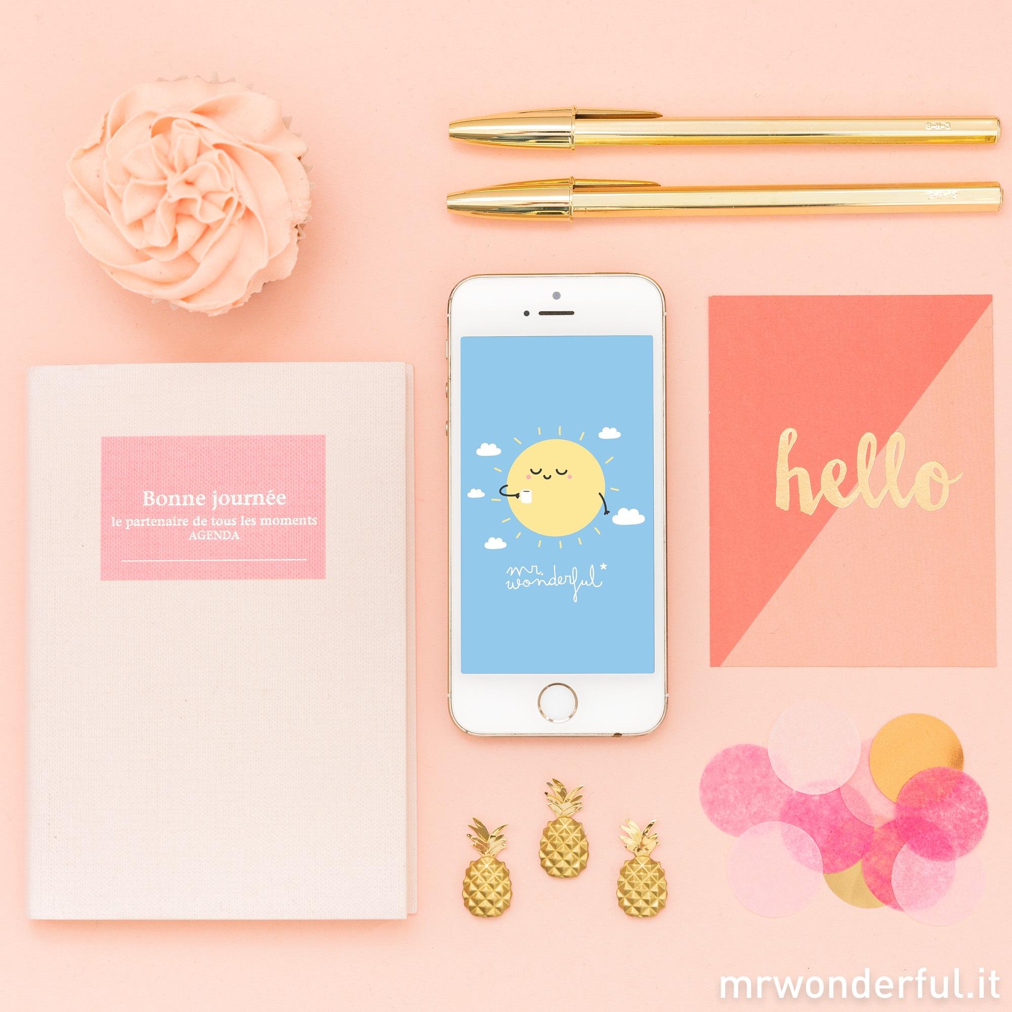 Arriva La App Di Mr Wonderful Gratis Il Blog Di Mr Wonderful
