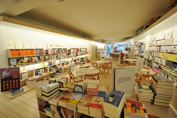 Librerie con bar interno a Barcellona