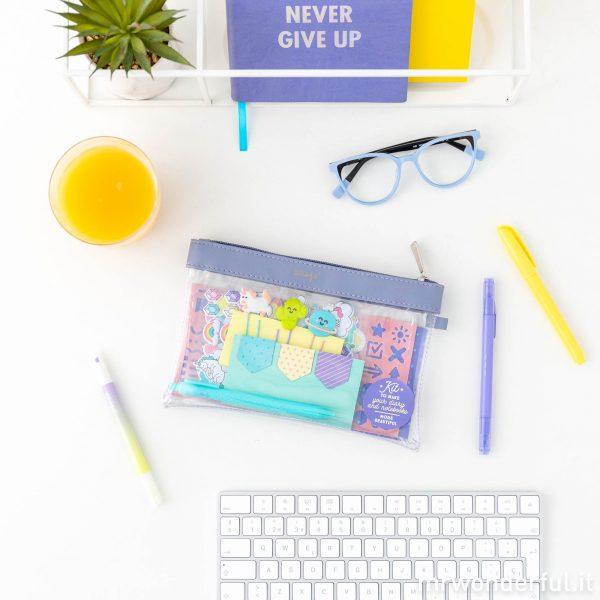 Kit per personalizzare la tua agenda mr. wonderful 2019