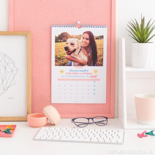 calendari personalizzabili con frasi motivazionali foto fotografie coppia amore famiglia romantici
