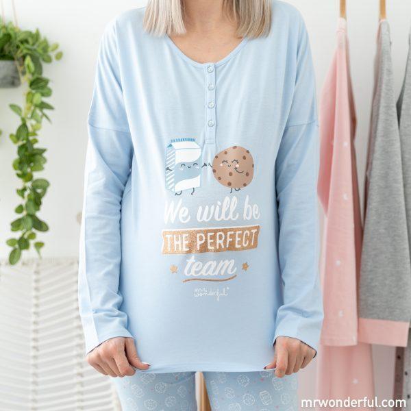 Arrivano I Pigiami Premaman L Abbigliamento Per Neonati Di Prénatal E Mr Wonderful Il Blog Di Mr Wonderful