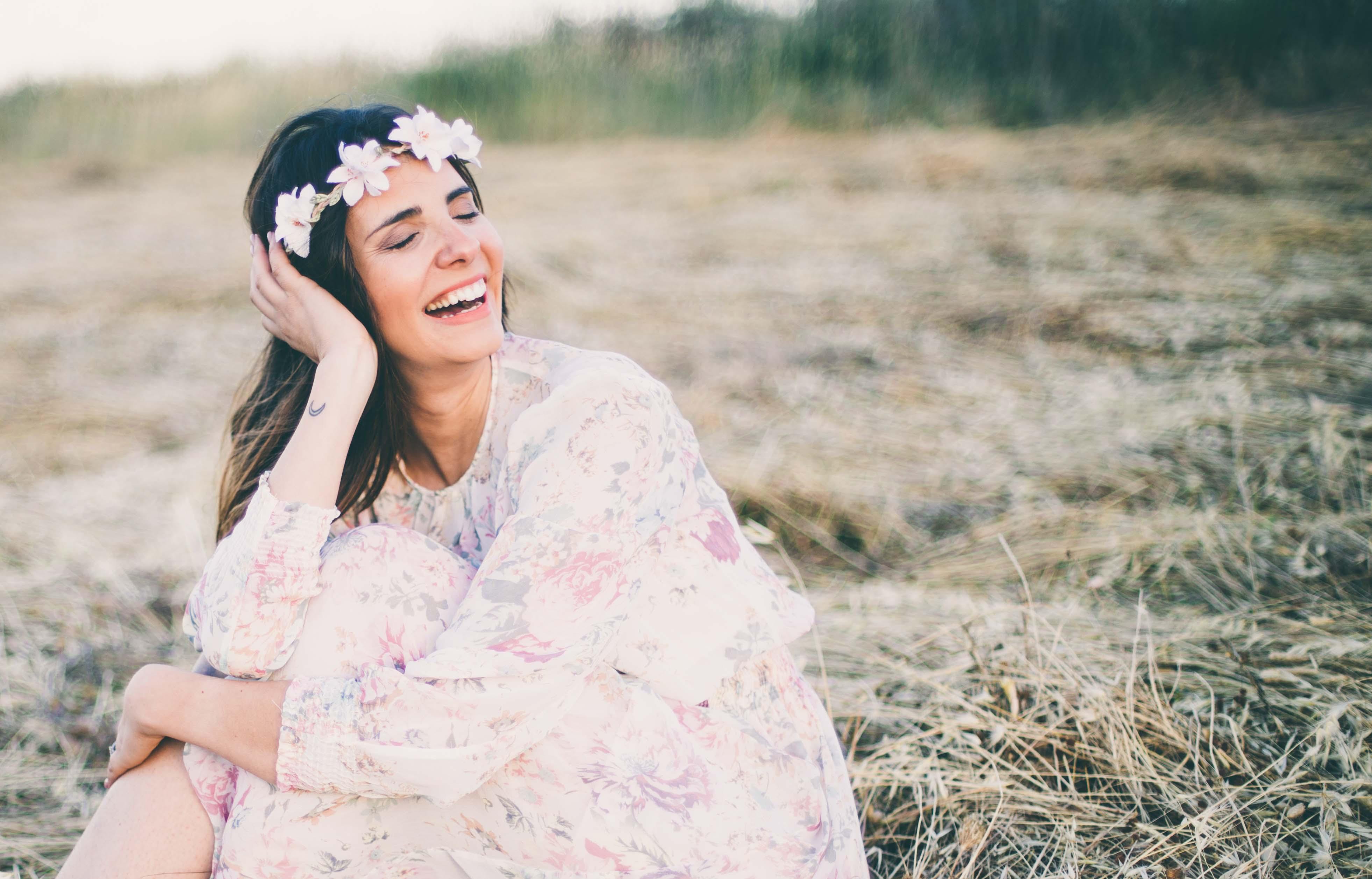 Sente-te uma autêntica rainha com estas coroas de flores!