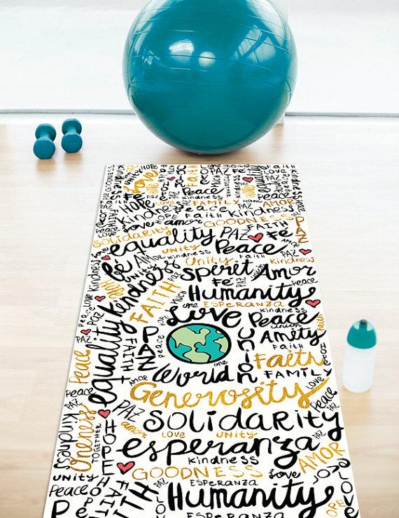 Ommmmm Respira Fundo V 234 M A 237 Os Tapetes De Yoga Que Te