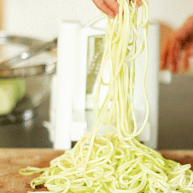 Como preparar um prato saudável de esparguete