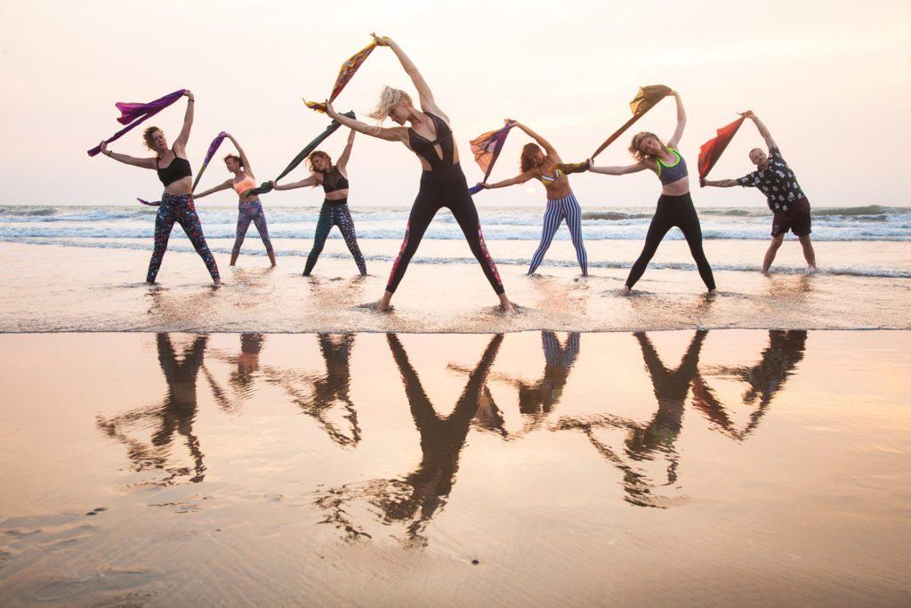 Yoga ou dança? Faz os dois com a prática de Voga! Entrevistámos, a fundadora desta modalidade, Juliet.
