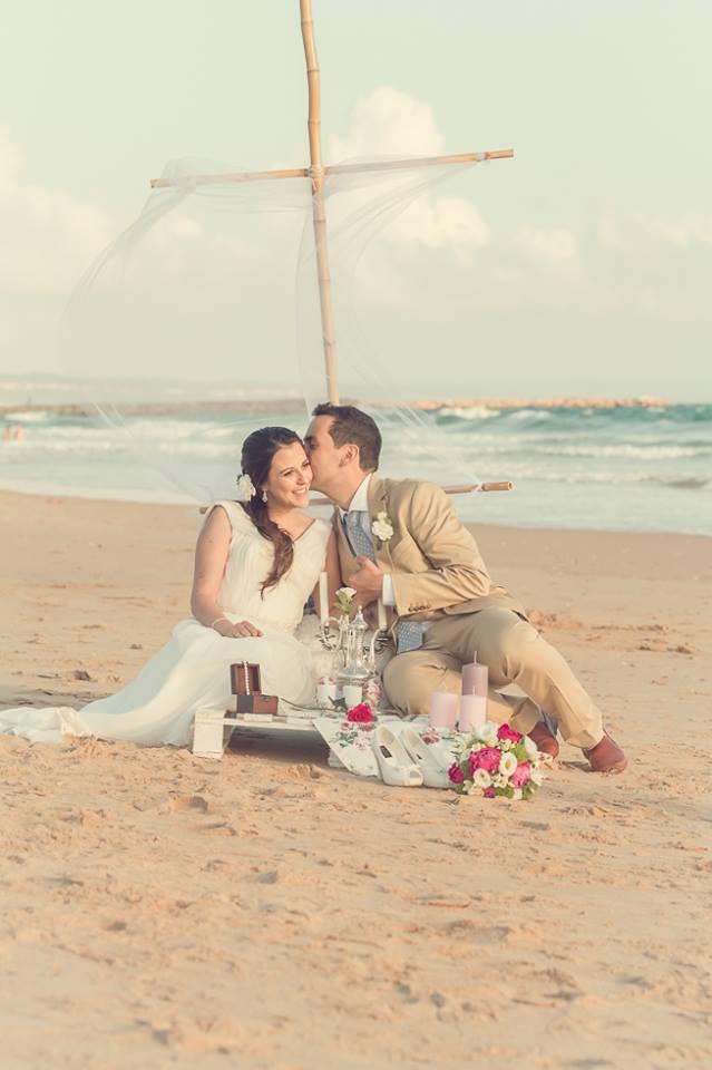 Inspirações de casamentos na praia