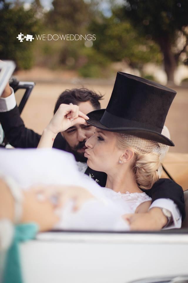Casamento WedoWeddings estilo vintage