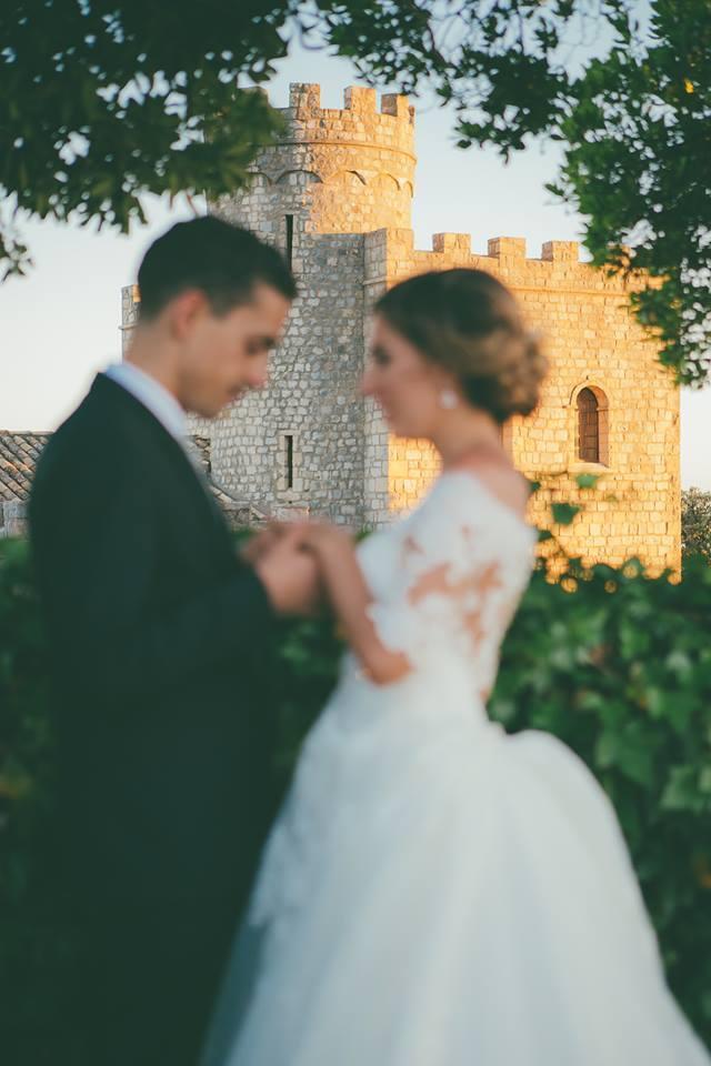 Casamento num castelo