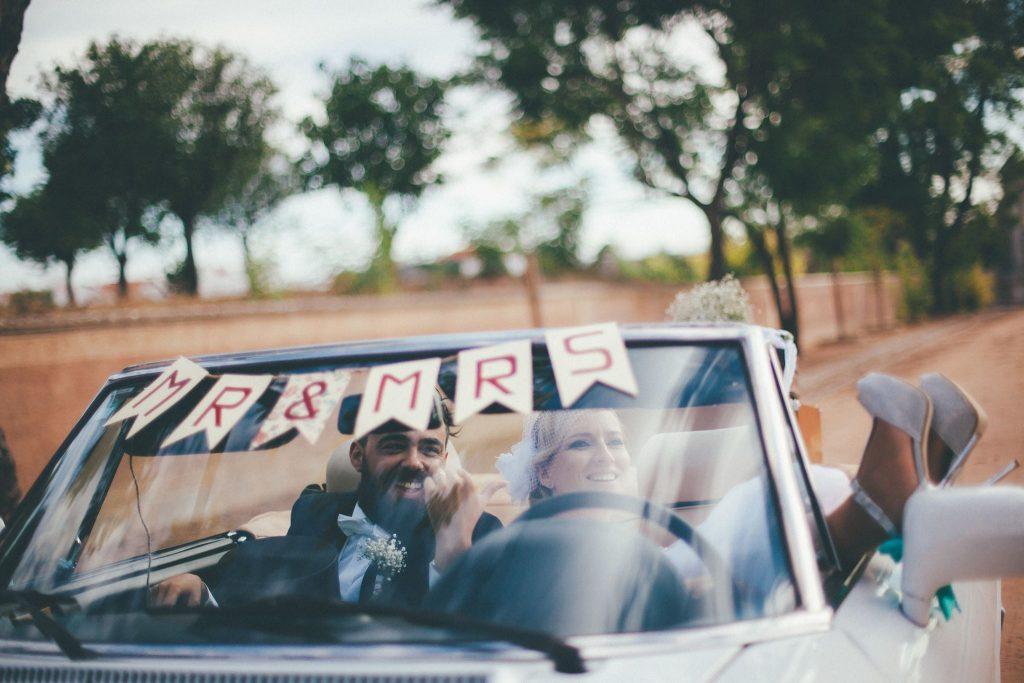 Casamento estilo vintage