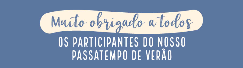 Participantes no passatempo de verão da Mr. Wonderful