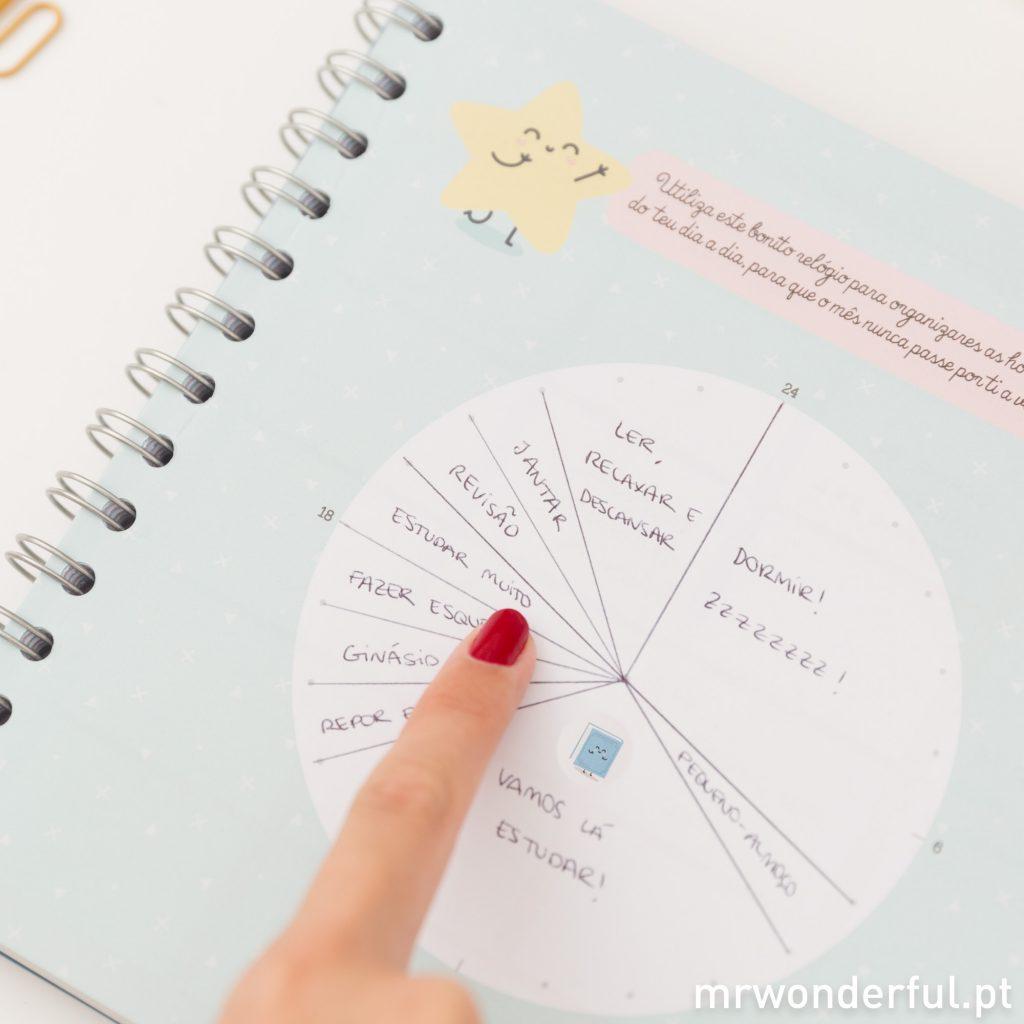 Organiza o teu dia a dia