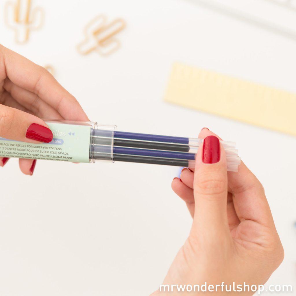 Recargas de canetas