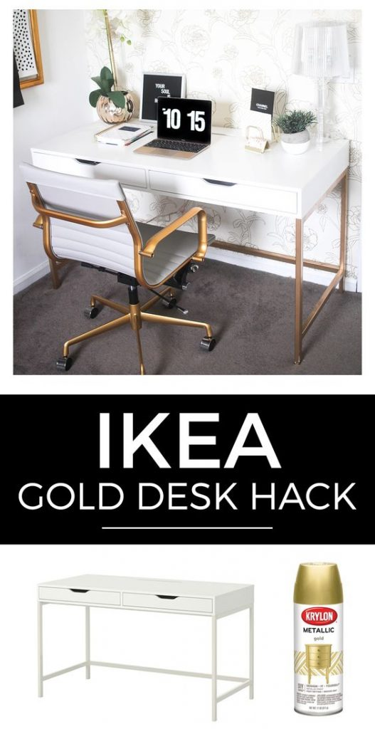 Escritório personalizado IKEA