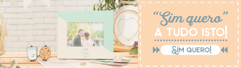 Artigos para casamentos Mr. Wonderful