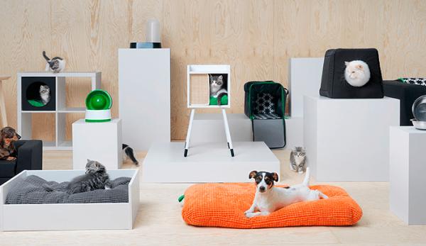 Nova coleção IKEA para animais