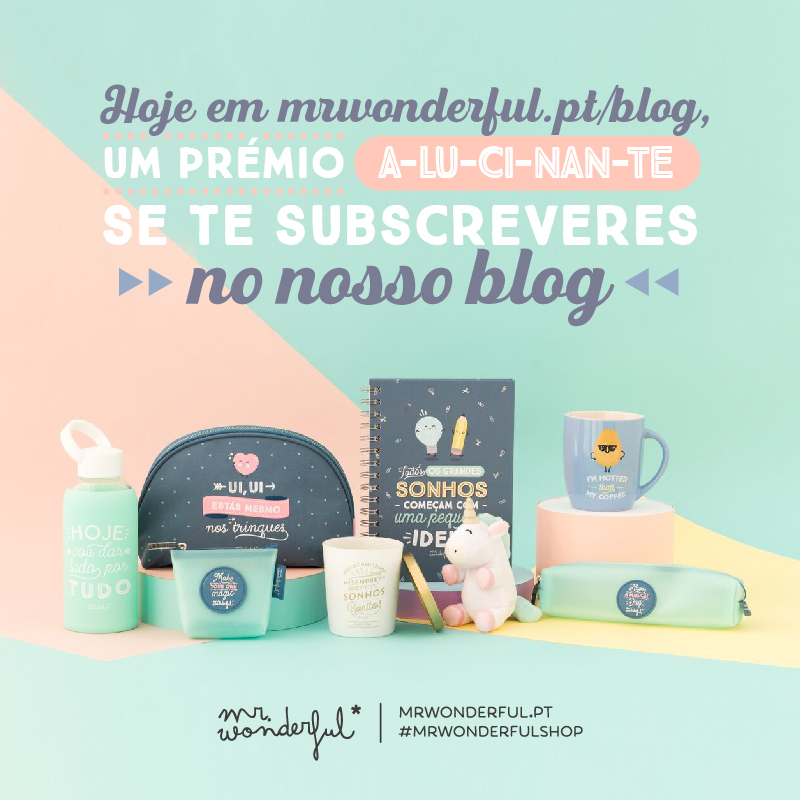 Sorteio Mr. Wonderful