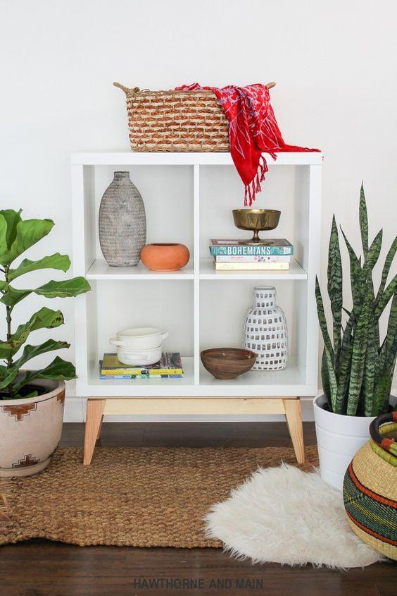 Como transformar um móvel simples do IKEA