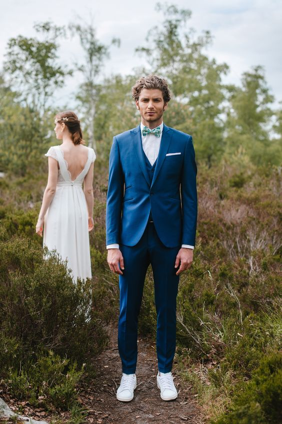 Atenção, atenção meninas! Hoje há post especial para o sexo masculino! O que vestir para um casamento…