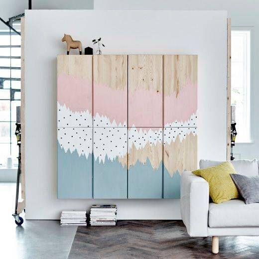 Pinta os teus móveis basicos