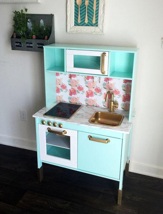Cozinha IKEA personalizada