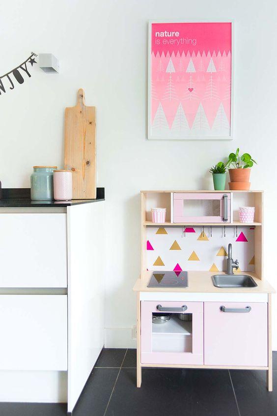 cozinha pra crianças