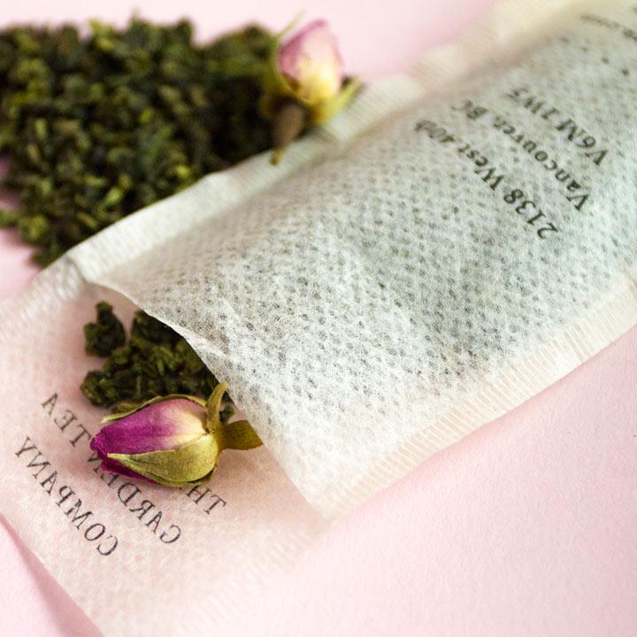 Os melhores cartões de visita para casas de chá