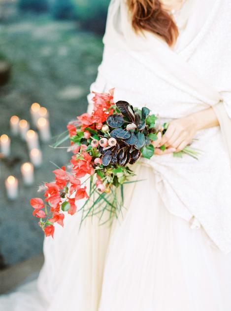 Vais-te casar no inverno? Aqui tens alguns ideias de bouquetes de noiva que te deixarão frozen!