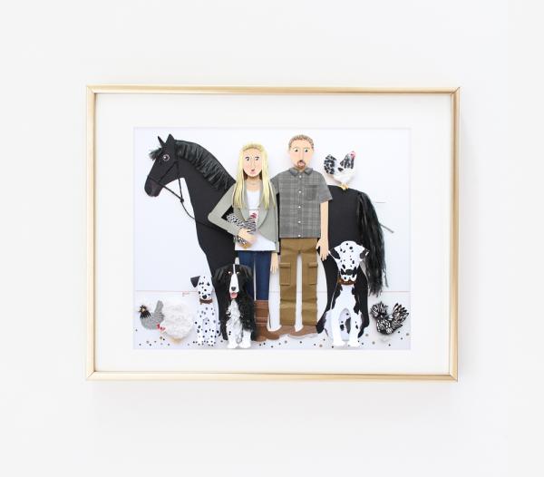 Descobre Brittani Rose, a fabulosa artista dos trabalhos manuais com papel