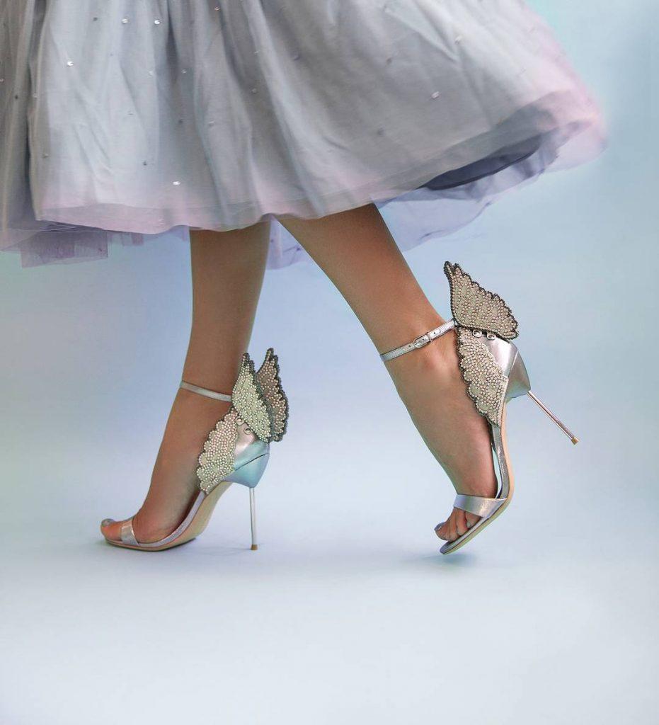 Sapatos de mulher originais para caminhar com mais glamour do que a Marilyn Monroe